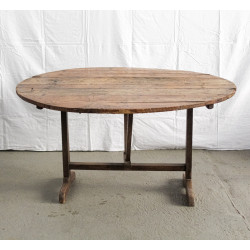 Antique Vigneron Table