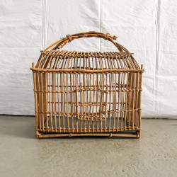 Gabbia per Uccelli in Bambù