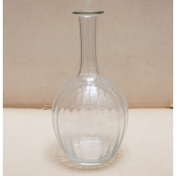Rounded Glass Bottle