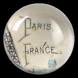 Paris France, fermacarte...