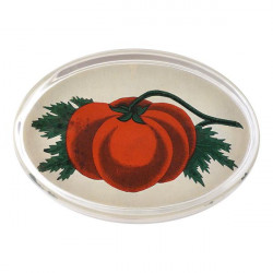 Tomato | Oval fermacarte by...