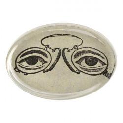 Optician | Fermacarte oval...