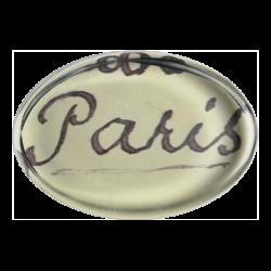 Paris (cursive) |...