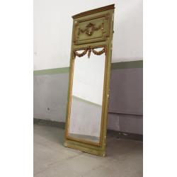 Specchio Festonato in Legno