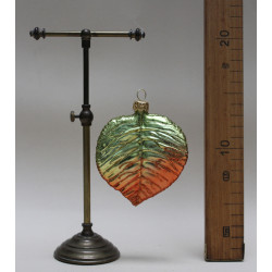 Linden Leaf Ornament