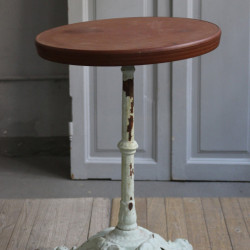 Tavolino da bistrot
