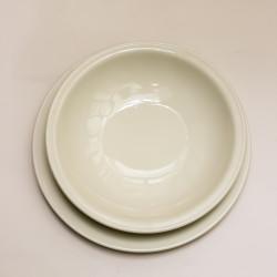 Vintage White Dinner and...